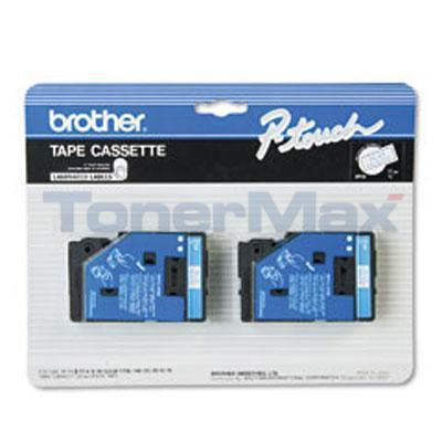 BROTHER P-TOUCH TAPE (1/2 X 25)